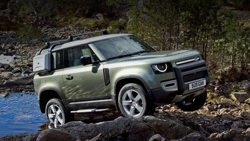 Land Rover Defender 2020 - совершенно новая икона бездорожья