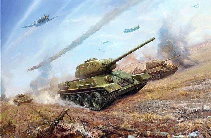 Российская боевая техника (23 фото)
