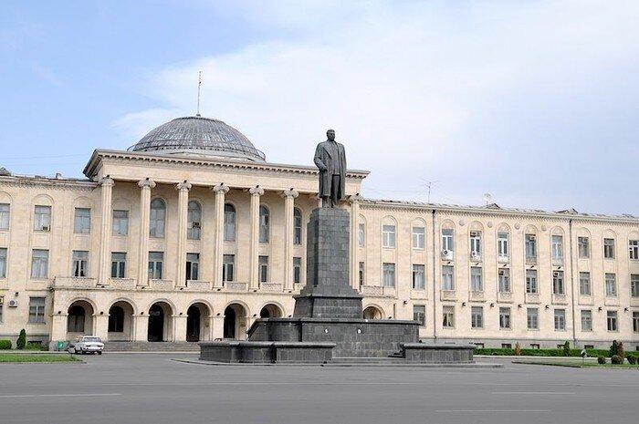 Музей Сталина в Гори (22 фото)