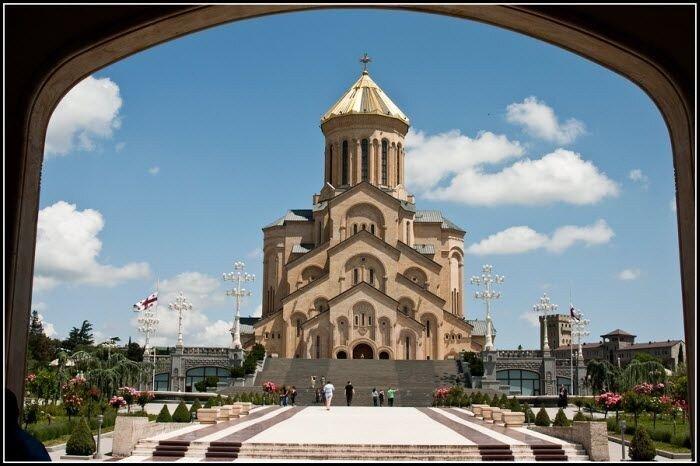 Современный Тбилиси (59 фото)