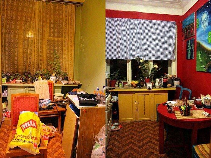 Как приехали придурки из Америки, которые хозяева квартиры... (28 фото)