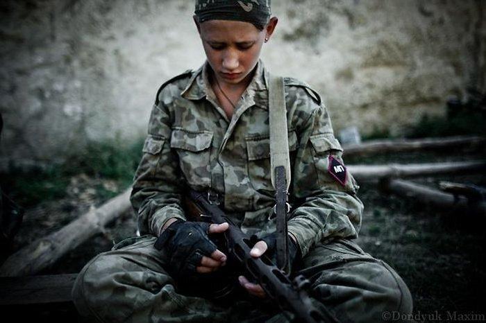 Казачий лагерь в Крыму (16 фото)
