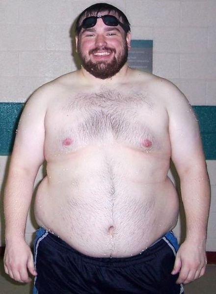 История похудения Бена (48 фото+видео)