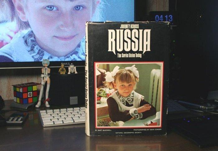 Путешествие по России: Советский Союз сегодня (44 фото)