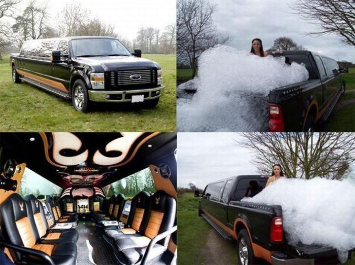 Вот чем может закончиться вечеринка на шикарном автомобиле (8 фото)