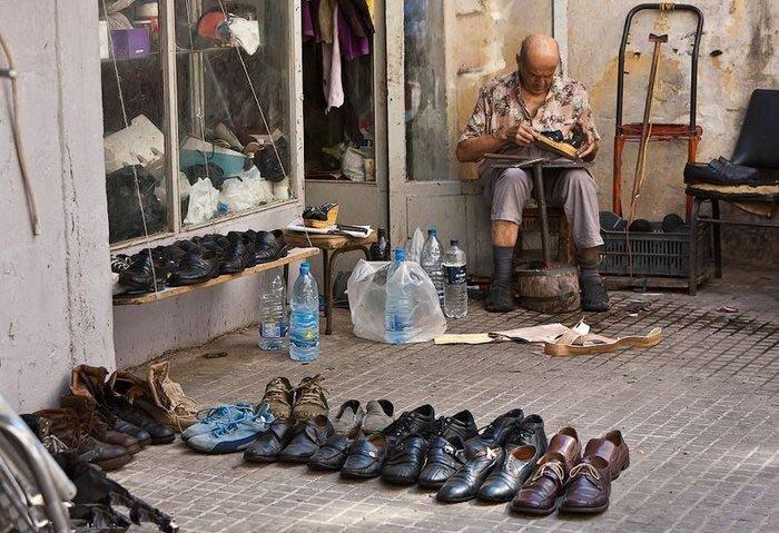 Армянский квартал Бейрута (40 фото)