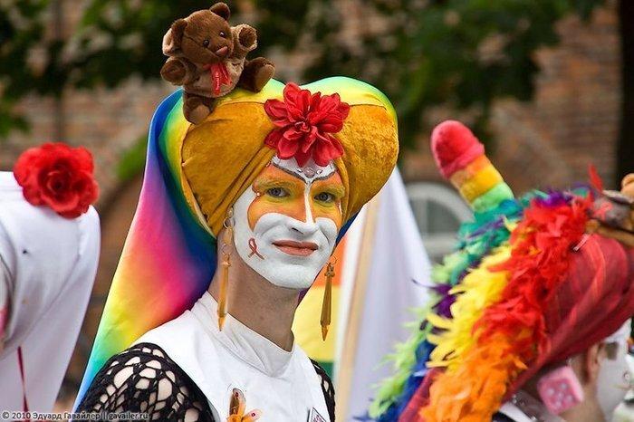 Гей-парад в Любеке (30 фото)