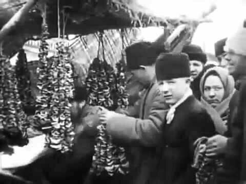 Дореволюционная Москва на уникальном видео 1908 года