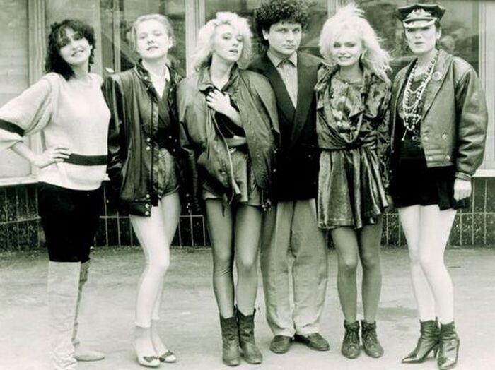 Мода 1990-х годов в россии фото
