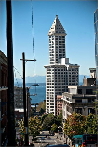 Потрясающая башня Смита (11 фото)