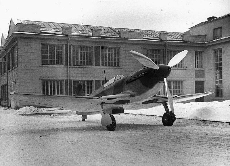 История становления Як-1: сложный 1941 год