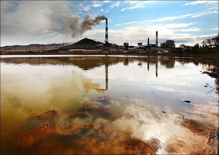 Самый грязный город планеты (20 фото+текст)