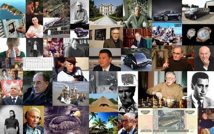 Что уносит с собой 2010 год? (47 фото + текст)