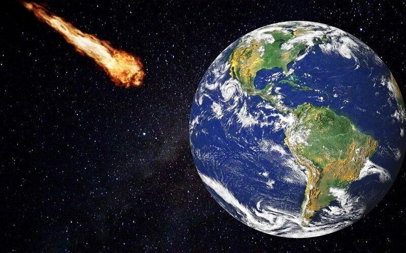 К Земле несется астероид 1998 OR2в