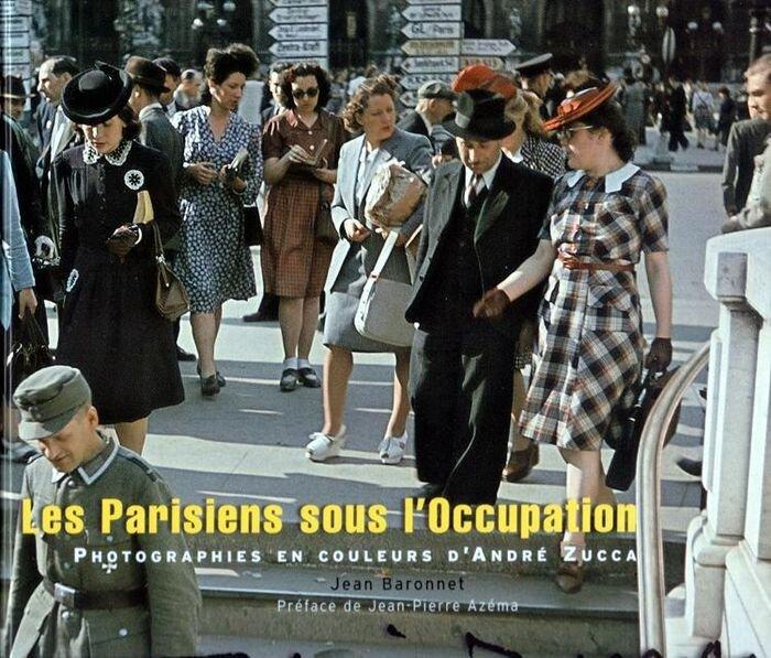 Франция времен фашистской оккупации (54 фото)