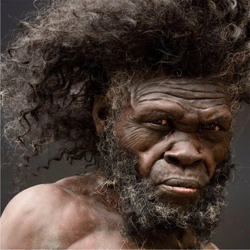 Как выглядели древние люди?