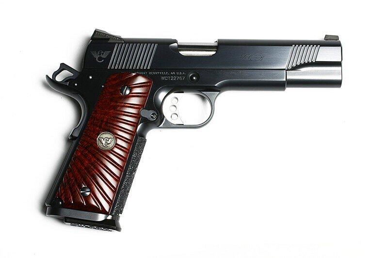 Wilson Combat: самые красивые кастомные «пушки»