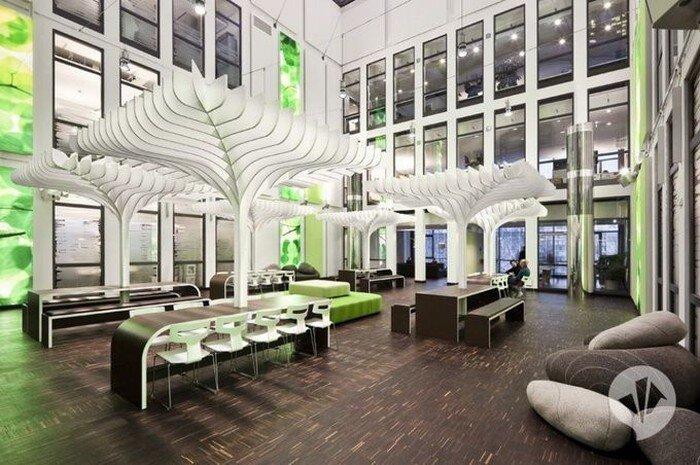 Офис MTV в Берлине (12 фото)