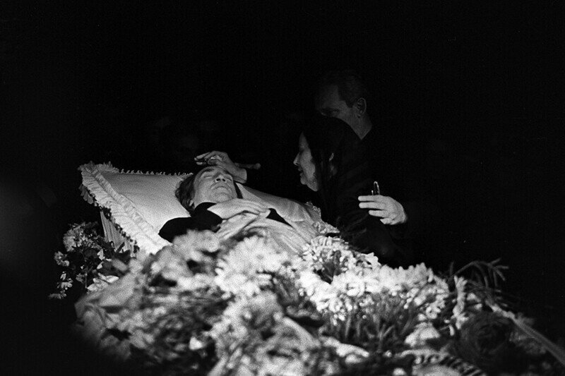 40 лет назад прошли похороны Владимира Высоцкого