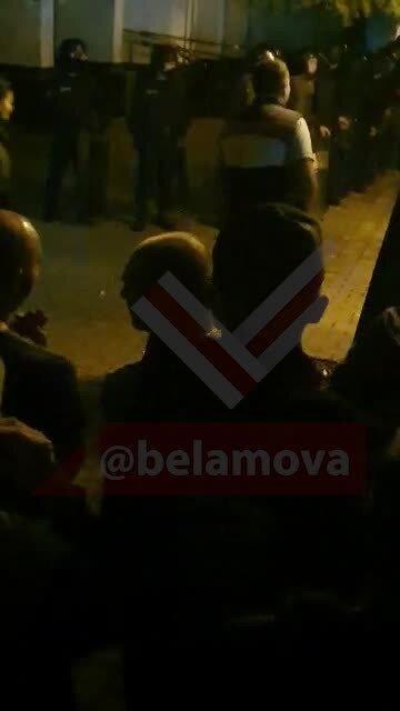 Ночной протест в Белоруссии больше похож на глоток свободы, чем на начало новой эры