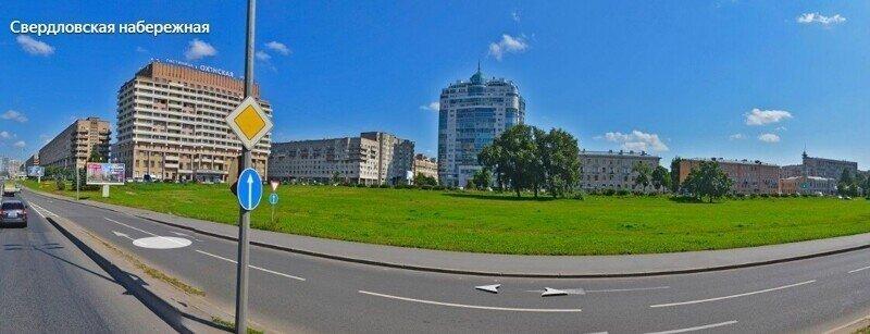 Сбор подписей против застройки зелёного участка жильём для Верховного суда начался в Петербурге