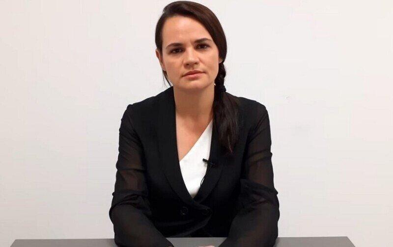 Домохозяйка-оппозиционерка Тихановская спряталась в Литве и записывает оттуда пафосные обращения