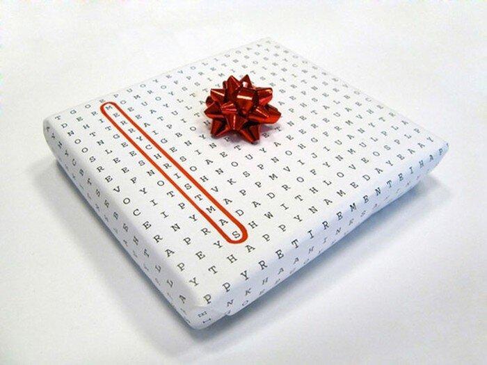 Универсальная подарочная упаковка (5 фото)