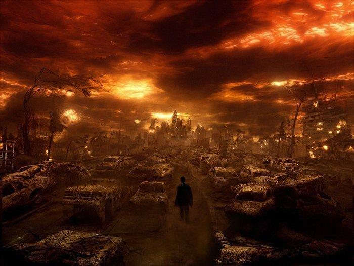 Список следующих концов света (2 фото)