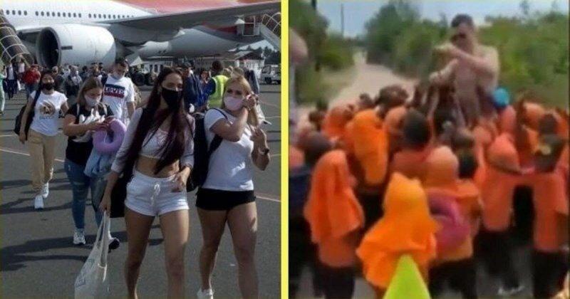 Быдло и Гриша Лепс: русские туристы довели Занзибар поведением на отдыхе (5 фото)