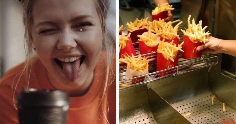 Не просите картошку без соли. Что знают работники Макдоналдса, а вы нет (7 фото)