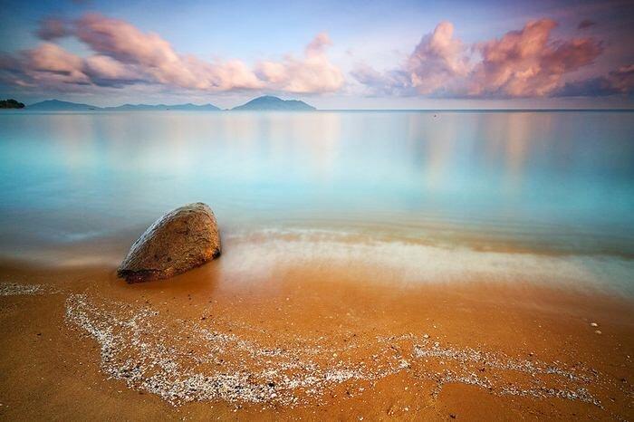 Удивительные фотографии природы от фотографа Бобби Бонга (24 фото)