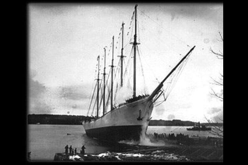 Корабль без экипажа. История шхуны «Кэрролл А. Диринг»