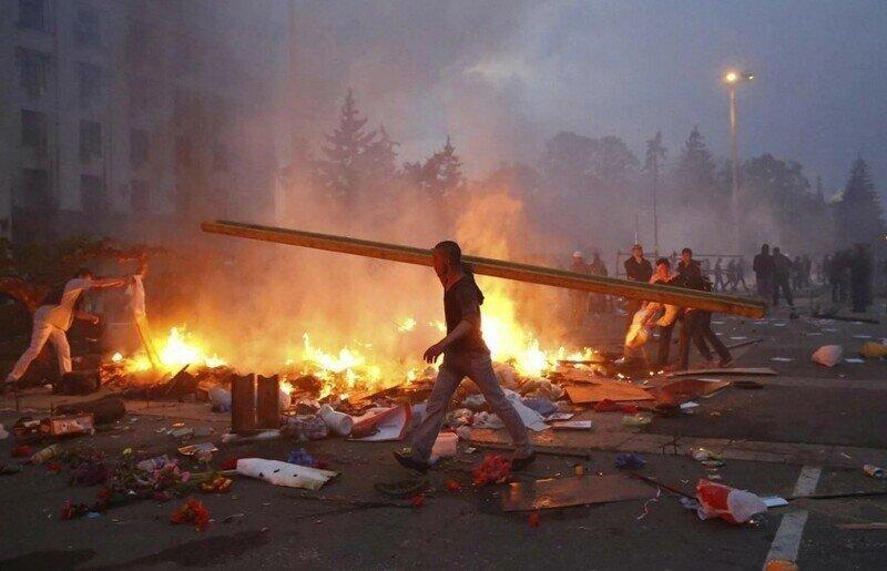 Фильм о событиях в Одессе в 2014 году не показали в Европе