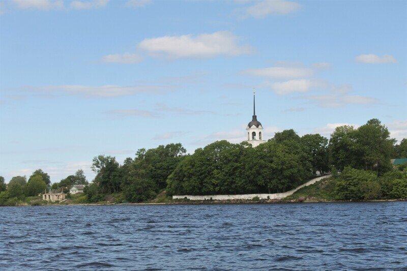 Новый речной трамвай появится в Псковской области в 2023 году