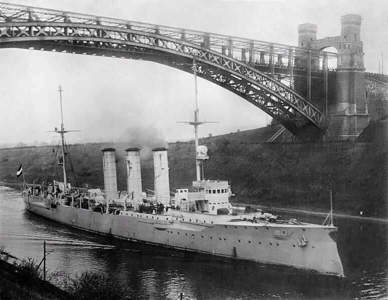 «Тирпиц» на службе Королевского флота