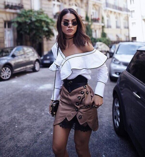 Модные женские юбки весна-лето 2021