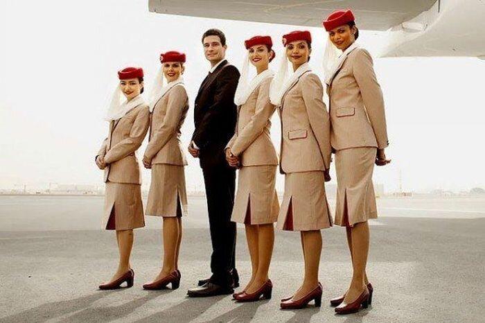 Как выглядят стюардессы в 36 странах мира (45 фото)