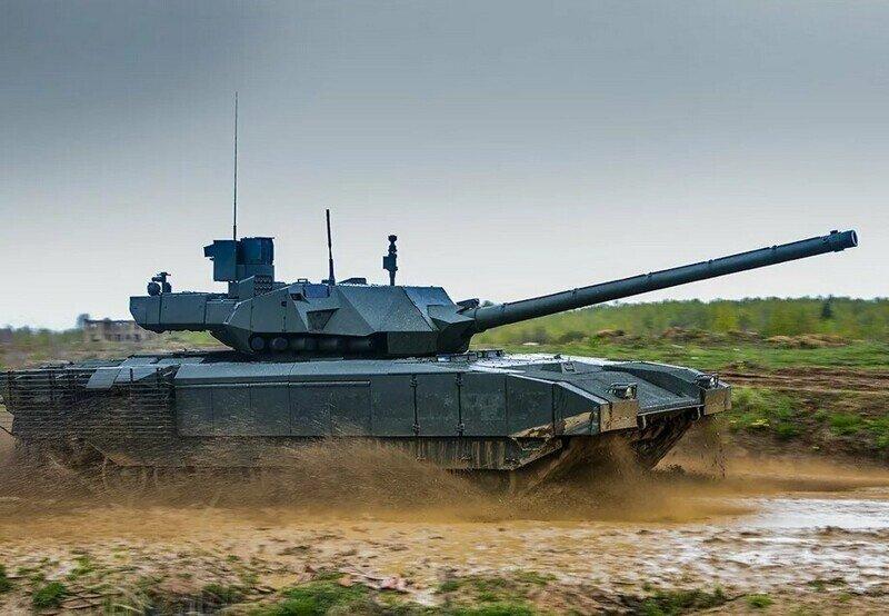 «Армата» - мощь, которая совсем скоро поступит на вооружение российской армии