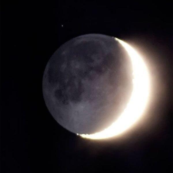 10 интересных фактов о Луне (4 фото)