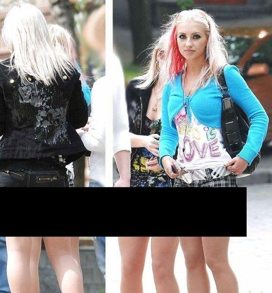 Столичные модницы (13 фото)