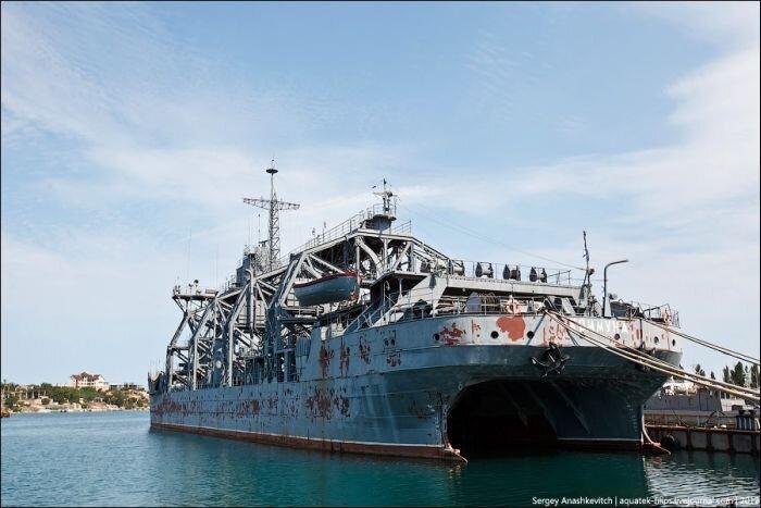 Самый стрый корабль ВМФ России (42 фото)