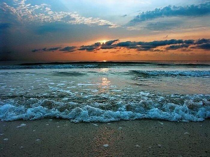 10 фактов о Чёрном море (10 фото)