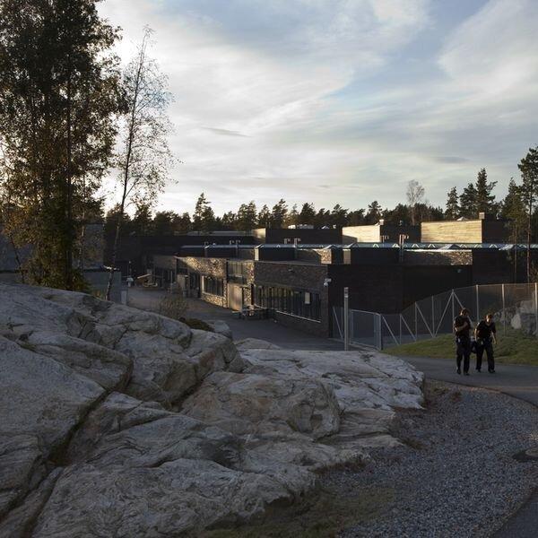 Пятизвездочная тюрьма (14 фото)