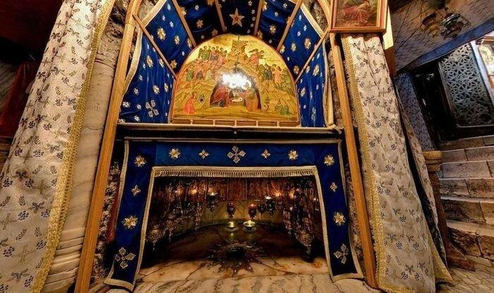 Где родился Иисус Христос (39 фото)