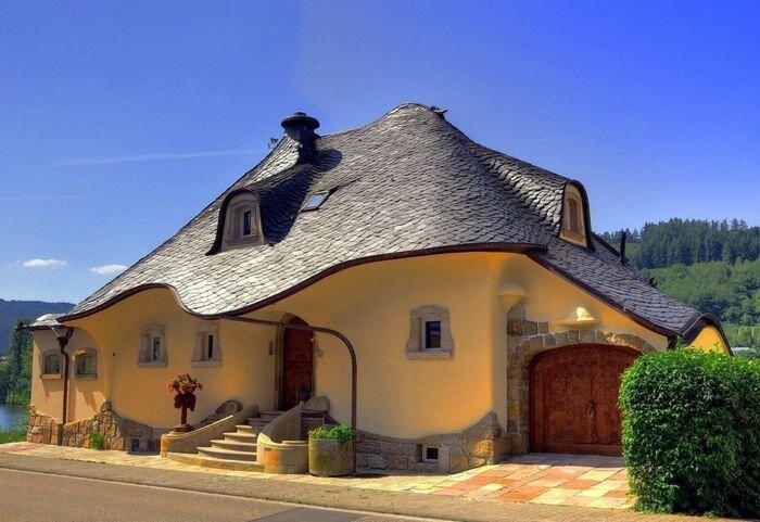Сказочный домик в Германии (10 фото)