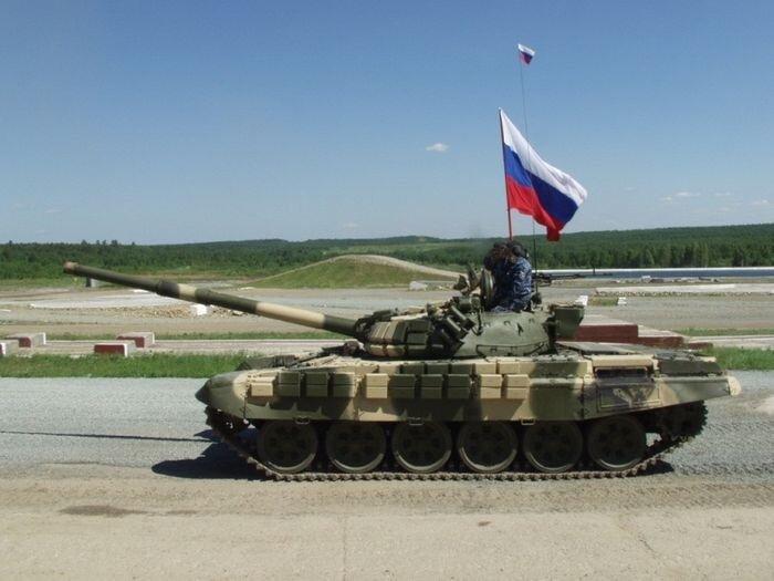 Лучшие основные боевые танки мира на 2012 год (19 фото)