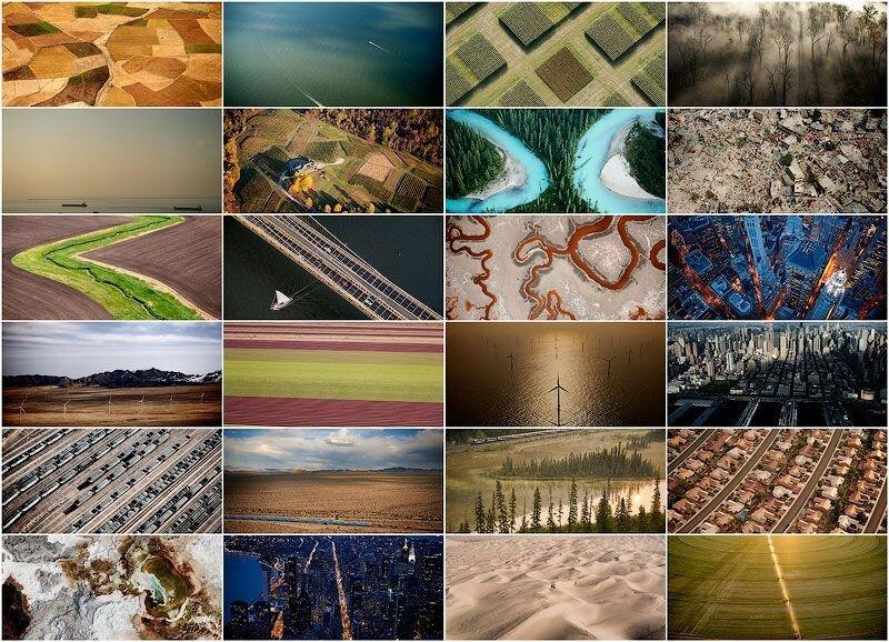 Художественная аэрофотосъёмка (30 фото)