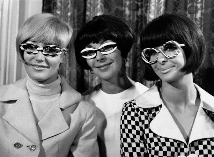 Прически 1960-х годов (146 фото)