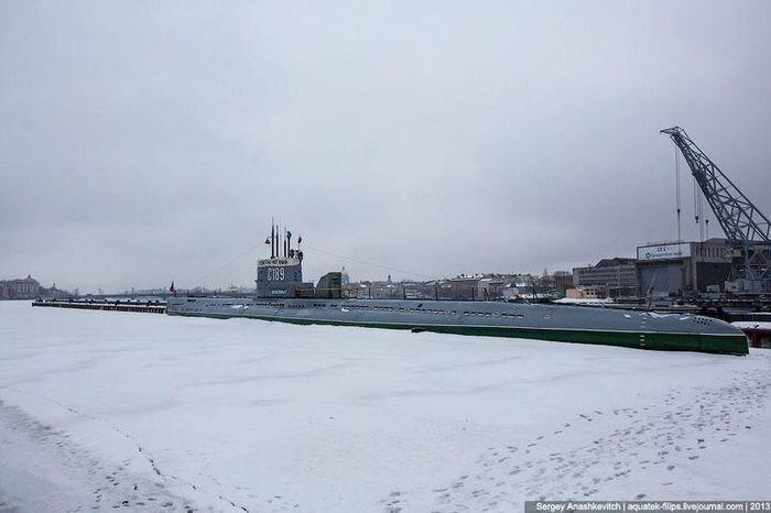 Экскурсия на субмарину (27 фото)