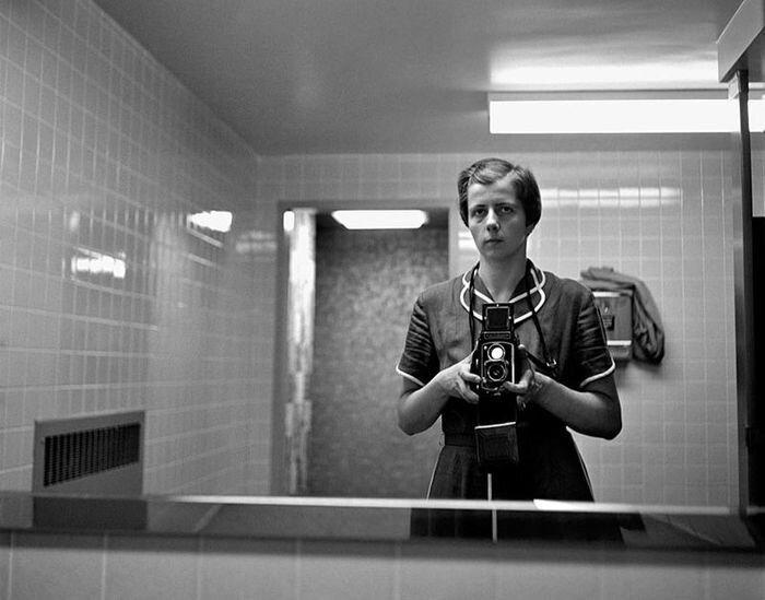 Вивьен Майер - легендарный фотограф-любитель (29 фото)